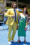 TJ Miller Photo - LOS ANGELES - JUL 23  TJ Miller Kate Gorney at The Emoji Movie Premiere at the Village Theater on July 23 2017 in Westwood CA