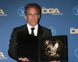 Ben Stiller Photo - LOS ANGELES - FEB 2  Ben Stiller at the 2019 Directors Guild of America Awards at the Dolby Ballroom on February 2 2019 in Los Angeles CA