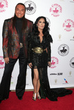 Apollonia Kotero Photo - LOS ANGELES - OCT 8  Nick Chavez Apollonia Kotero at the 2016 Carousel Of Hope Ball at the Beverly Hilton Hotel on October 8 2016 in Beverly Hills CA