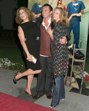 Ally Walker Photo - Roma Maffia Julian McMahon Ally WalkerNip  Tuck Season Premiere PartyParamount TheaterLos Angeles CAAugust 25 2006