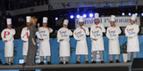 Vanna White Photo - LOS ANGELES - DEC 10  Vanna White turning letters to reveal name of ship at the Carnival Panorama Press Day at Long Beach Carnival Cruise Terminal on December 10 2019 in Long Beach CA