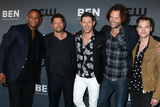 Alexander Calvert Photo - LOS ANGELES - AUG 4  David Ramsey Misha Collins Jensen Ackles Jared Padalecki Alexander Calvert at the  CW Summer TCA All-Star Party at the Beverly Hilton Hotel on August 4 2019 in Beverly Hills CA