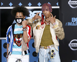 Ayo Photo - LOS ANGELES - JUN 25  Ayo and Teo at the BET Awards 2017 at the Microsoft Theater on June 25 2017 in Los Angeles CA