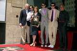 Ron Meyer Photo - Susan Saint James her husband  Sons and Ron MeyerSusan Saint James receives a Star on the Hollywood Walk of Fame Los Angeles CAJune 11 2008