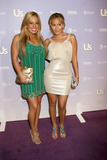 Adrienne Bailon Photo - Sabrina Bryan  Adrienne Bailonarriving at the Us Hot Hollywood PartyBesoLos Angeles CAApril 17 2008