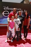 Antonio Pierce Photo - Antonio Pierce and family arriving Earth World Premiereat the El Capitan TheatreApril 18 2009 - Hollywood California