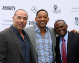 Bennet Omalu Photo - PALM SPRINGS - JAN 3  Peter Landesman Will Smith Dr Bennet Omalu at the Variety Creative Impact Awards And 10 Directors To Watch Brunch at the The Parker Hotel on January 3 2016 in Palm Springs CA