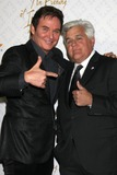 Alfred Mann Photo - LOS ANGELES - OCT 13  Jeff Trachta Jay Leno at the 10th Alfred Mann Foundation Gala at Robinson-May Lot on October 13 2013 in Beverly Hills CA