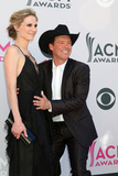Clay Walker Photo - LAS VEGAS - APR 2  Jessica Craig Clay Walker at the Academy of Country Music Awards 2017 at T-Mobile Arena on April 2 2017 in Las Vegas NV