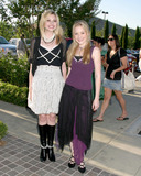 Aly and AJ Photo - Alyson and Amanda MichalkaAly and AJbelle gray Boutique OpeningCalabasas CAJune 30 2005
