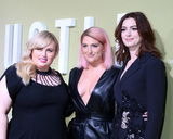 Ann Hathaway Photo - LOS ANGELES - MAY 8  Rebel Wilson Meghan Trainor Anne Hathaway at The Hustle Premiere at the ArcLight Hollywood on May 8 2019 in Los Angeles CA