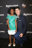Roseanne Photo - LOS ANGELES - MAR 23  Jayden Rey Michael Fishman at the Roseanne Premiere Event at Walt Disney Studios on March 23 2018 in Burbank CA