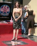 Amy Grant Photo - Amy Grant Amy Grant Star on the Hollywood Walk of Fame CeremonyHollywood  HighlandLos Angeles CASeptember 19 2006