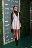 Ashley Madekwe Photo - LOS ANGELES - FEB 20  Ashley Madekwe at the CFDA Variety and WWD Runway to Red Carpet at Chateau Marmont Hotel on February 20 2018 in West Hollywood CA