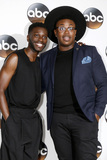 David Jones Photo - LOS ANGELES - AUG 6  Bernard David Jones Marcel Spears at the ABC TCA Summer 2017 Party at the Beverly Hilton Hotel on August 6 2017 in Beverly Hills CA