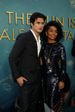 Yara Shahidi Photo - LOS ANGELES - MAY 13  Charles Melton Yara Shahidi at the The Sun Is Also A Star World Premiere at the Pacific Theaters at the Grove on May 13 2019 in Los Angeles CA