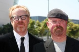 Adam Savage Photo - Jamie Hyneman and Adam Savage  arriving at the Primetime Creative Emmy Awards at Nokia Center in Los Angeles CA on September 12 2009