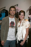 Alexis Thorpe Photo - Eric Winter  Alexis ThorpeBody Language Sportswear Boutique Opening14700 Ventura BlvdSherman Oaks CA 91403October 22 1994