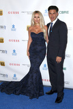 Aubrey ODay Photo - LOS ANGELES - SEP 29  Aubrey ODay Pauly D Paul DelVecchio DJ Pauly D at the Autism Speaks La Vie En BLUE Fashion Gala at the Warner Brothers Studio on September 29 2016 in Burbank CA