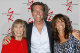 Adam Peters Photo - LOS ANGELES - AUG 19  Marla Adams Peter Bergman Jess Walton at the Young and Restless Fan Event 2017 at the Marriott Burbank Convention Center on August 19 2017 in Burbank CA