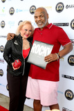 Mike Tyson Photo - LOS ANGELES - AUG 2  Carol Connors Mike Tyson at the Mike Tyson Celebrity Golf Tournament at the Monarch Beach Resort on August 2 2019 in Dana Point CA