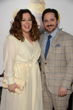 Ben Falcone Photo - LOS ANGELES - MAR 28  Melissa McCarthy Ben Falcone at the The Boss World Premeire at the Village Theater on March 28 2016 in Westwood CA