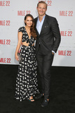 Alexander Ludwig Photo - LOS ANGELES - AUG 9  Kristy Dawn Dinsmore Alexander Ludwig at the Mile 22 Premiere at the Village Theater on August 9 2018 in Westwood CA