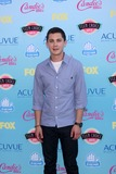 Logan Lerman Photo - LOS ANGELES - AUG 11  Logan Lerman at the 2013 Teen Choice Awards at the Gibson Ampitheater Universal on August 11 2013 in Los Angeles CA