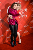 Alison Sweeney Photo - LOS ANGELES - DEC 4  Kristian Alfonso Alison Sweeney at the Christmas At Holly Lodge Screening at 189 The Grove Drive on December 4 2017 in Los Angeles CA