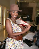 Sheryl Lee Ralph Photo - Sheryl Lee Ralph autographs shoes she donated to Clothes Off Our Backs as the Carmen Steffens store hosts the  Divas Simply Singing ladies at the Carmen Steffens Store at the Westfield Fahion Square Mall in Sherman Oaks  CA onOctober 9 2008