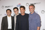 Andrew Mogel Photo - LOS ANGELES - SEP 15  Fred Savage Jarrad Paul Rob Lowe Andrew Mogel at the PaleyFest 2015 Fall TV Preview - FOX at the Paley Center For Media on September 15 2015 in Beverly Hills CA