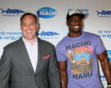 Akbar Gbajabiamila Photo - LOS ANGELES - MAR 1  Matt Iseman Akbar Gbajabiamila at the Keep It Clean Benefit for Waterkeeper Alliance at Avalon on March 1 2018 in Los Angeles CA