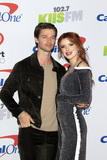 Bella Thorne Photo - LOS ANGELES - DEC 2  Patrick Schwarzenegger Bella Thorne at the Jingle Ball 2017 at the Forum on December 2 2017 in Inglewood CA