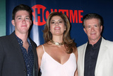Alan Thicke Photo - LOS ANGELES - AUG 10  Alan Thicke wife son at the CBS TCA Summer 2015 Party at the Pacific Design Center on August 10 2015 in West Hollywood CA