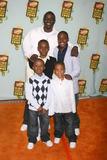 Akon Photo - Akon  Sons2008 Nickelodeons Kids Choice AwardsUCLA pauley PavilionWestwood CAMarch 29 2008