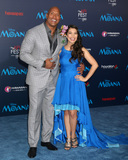 Aulii Cravalho Photo - LOS ANGELES - NOV 14  Dwayne Johnson Aulii Cravalho at the Moana  at TCL Chinese Theater IMAX on November 14 2016 in Los Angeles CA