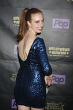 Ashlyn Pearce Photo - LOS ANGELES - FEB 21  Ashlyn Pearce at the  2015 Daytime EMMY Awards Kick-off Party at the Hollywood Museum on April 21 2015 in Hollywood CA