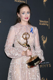 Alexis Bledel Photo - LOS ANGELES - SEP 9  Alexis Bledel at the 2017 Creative Emmy Awards at the Microsoft Theater on September 9 2017 in Los Angeles CA