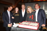 Amelia Heinle Photo - LOS ANGELES - JAN 17  Christian LeBlanc AMelia Heinle Eric Braeden Melody Thomas Scott Peter Bergman at the Young and the Restless Celebrates 30 Years at 1 at the CBS Television CIty on January 17 2019 in Los Angeles CA