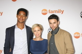 Alfred Enoch Photo -  LOS ANGELES - AUG 4  Alfred Enoch Liza Weil Jack Falahee at the ABC TCA Summer Press Tour 2015 Party at the Beverly Hilton Hotel on August 4 2015 in Beverly Hills CA