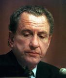 Arlen Specter Photo - Arlen Specter7081JPG WASHINGTON STOCKWashington DC - June 5 1997 - Sen Arlen Specter (R-PA) reads his notes during Christopher Reeves testimony todayDigital Photo by Ron Sachs-CNP-PHOTOlinknet