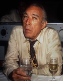 Anthony Quinn Photo - Anthony Quinn1377JPG1981 FILE PHOTONew York NYAnthony QuinnPhoto by Adam ScullPHOTOlinknet917-754-8588 - eMail adamcopyrightphotolinknetFacebook httpswwwfacebookcomadamscull94