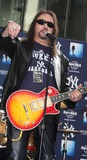 Ace Frehley Photo - New York 4-2-2009Ace FrehleyGrand opening of the Hard Rock Cafe at the new Yankee StadiumDigital photo by Maggie Wilson-PHOTOlinknet