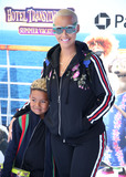 Amber Rose Photo - Photo by zzgotpapstarmaxinccomSTAR MAXCopyright 2018ALL RIGHTS RESERVEDTelephoneFax (212) 995-119663018Amber Rose and her son Sebastian Taylor Thomaz at the premiere of Hotel Transylvania 3 Summer Vacation held at the Westwood Village Theatre in Los Angeles CA
