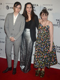 Lena Dunham Photo - Photo by Dennis Van TinestarmaxinccomSTAR MAX2017ALL RIGHTS RESERVEDTelephoneFax (212) 995-119642217Grace Dunham Laurie Simmons and Lena Dunham at the premiere of My Art at The 2017 Tribeca Film Festival in New York City