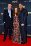Michael Caine Photo - Photo by KGC-42starmaxinccomSTAR MAXCopyright 2015ALL RIGHTS RESERVEDTelephoneFax (212) 995-1196101915Sir Michael Caine Rose Leslie and Vin Diesel at the premiere of The Last Witch Hunter(London England UK)