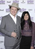 Alison Dickey Photo - Photo by Michael Germanastarmaxinccom2012STAR MAXALL RIGHTS RESERVEDTelephoneFax (212) 995-119622512John C Reilly and Alison Dickey at the 2012 Film Independent Spirit Awards(Santa Monica CA)