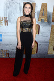 Alix Angelis Photo - Photo by Dennis Van TinestarmaxinccomSTAR MAX2016ALL RIGHTS RESERVEDTelephoneFax (212) 995-119691916Alix Angelis at the premiere of The Magnificent Seven(NYC)