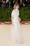 Anna Wintour Photo - Photo by zzXPXstarmaxinccomSTAR MAXCopyright 2018ALL RIGHTS RESERVEDTelephoneFax (212) 995-11965718Anna Wintour at the 2018 Costume Institute Benefit Gala celebrating the opening of Heavenly Bodies Fashion and the Catholic Imagination(The Metropolitan Museum of Art NYC)