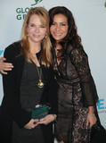 Lea Thompson Photo - Photo by gotpapstarmaxinccomSTAR MAX2018ALL RIGHTS RESERVEDTelephoneFax (212) 995-119622818Lea Thompson and Constance Marie at The 15th Annual Global Green Pre Oscar Party in Los Angeles CA